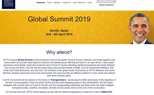 Séville : TourMaG.com, partenaire média exclusif pour la France du WTTC