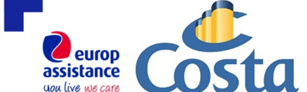 Europ Assistance et Costa Croisières renouvellent leur partenariat