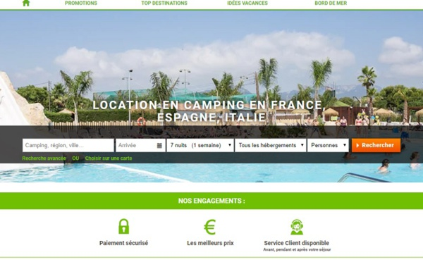 Camping-and-co : volume d'affaires en hausse de 32%