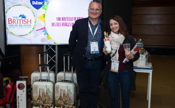 Ditex 2019 : les grands gagnants du tirage sort sont...