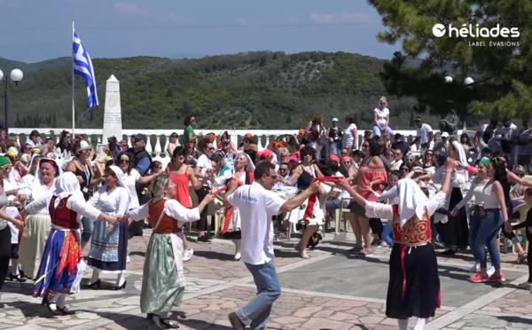 Mythic Tour Héliades à Corfou : deuxième journée de découverte pour les 150 professionnels du voyage