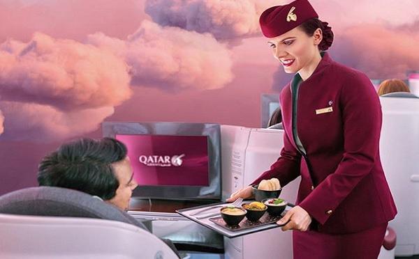 Qatar Airways : une campagne pour multiplier ses réservations en Classe Affaires