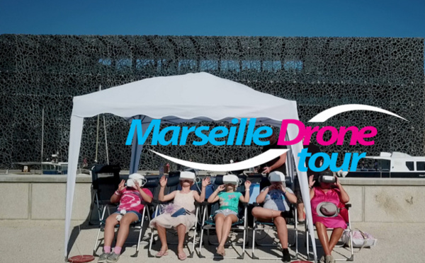 Marseille : Humans and Drones entame une levée de fonds