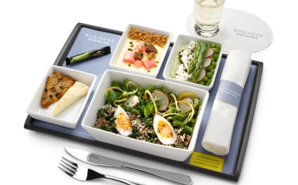 Eurostar : des menus végétariens pendant une semaine !