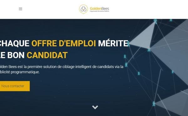 Emploi : Golden Bees cible les candidats via la publicité programmatique