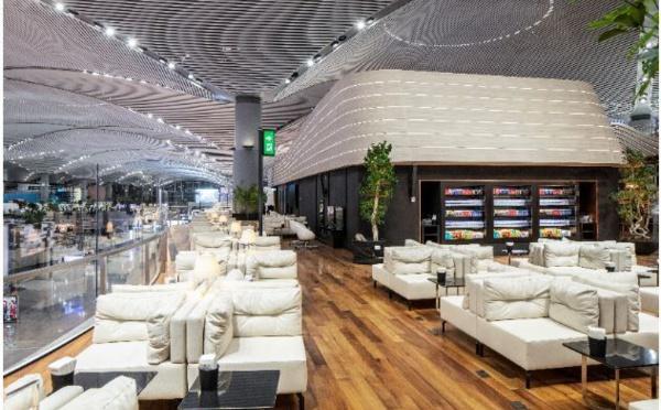 Turkish Airlines se dote de 5 salons à l'aéroport d'Istanbul