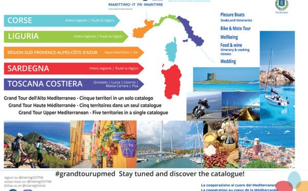 Le Grand Tour de la Haute Méditerranée by SIS.T.IN.A (La Spezia/Italie - 7/8 Juin 2019)