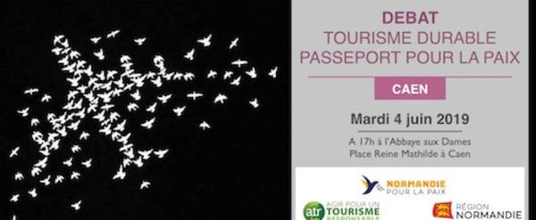 Normandie : ATR lance un débat sur les vertus pacifiques des voyages