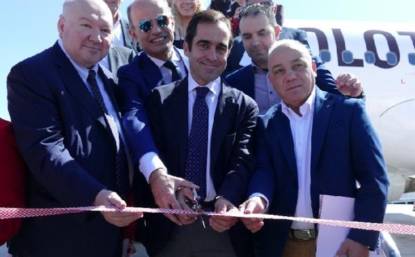 Volotea inaugure une nouvelle base à Cagliari