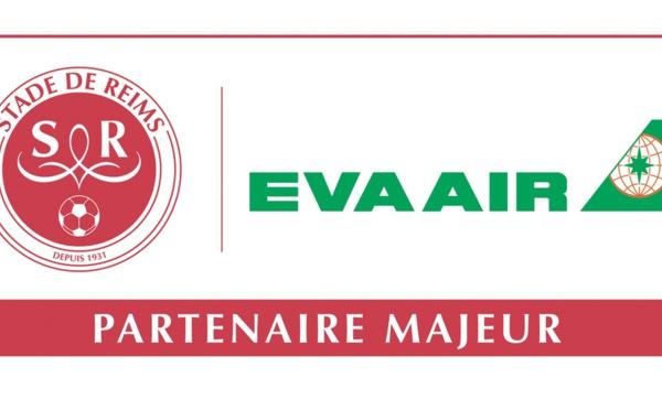 Foot : EVA Air devient sponsor du Stade de Reims