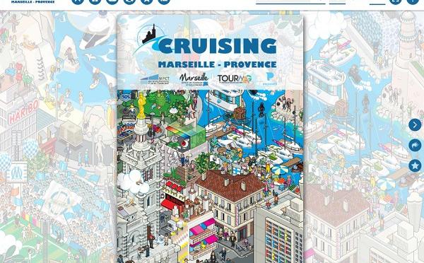 """""""Cruising Marseille Provence"""", le magazine sur l'expérience croisiériste vient de sortir"""