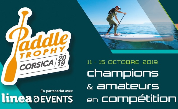 Linea Events organisera le 1er tour de Corse en paddle