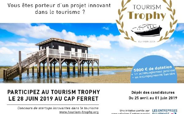 Tourism Trophy : les 9 start-up en lice sont...