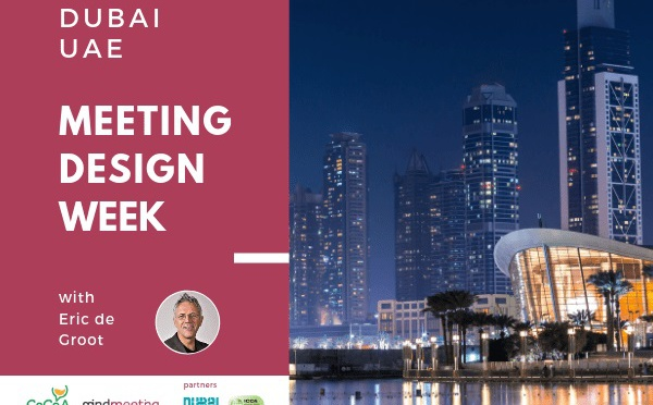 Dubaï va accueillir la prochaine Meeting Design Week (MICE)