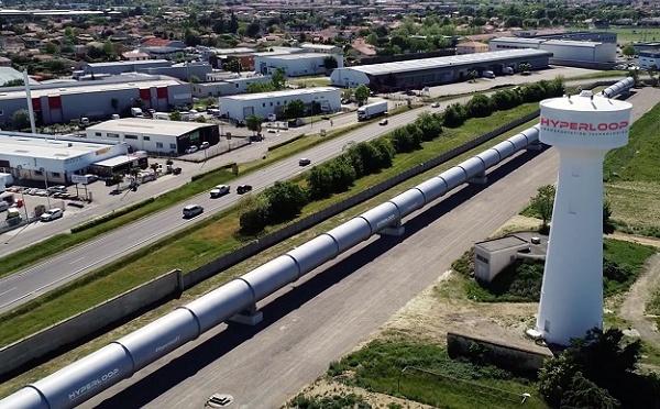 Toulouse : Hyperloop TT prévoit des premiers tests avec passagers dans les prochains mois