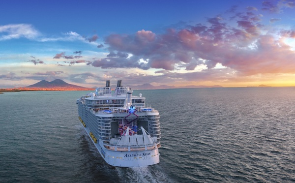 Royal Caribbean : l'Allure of the Seas se modernise