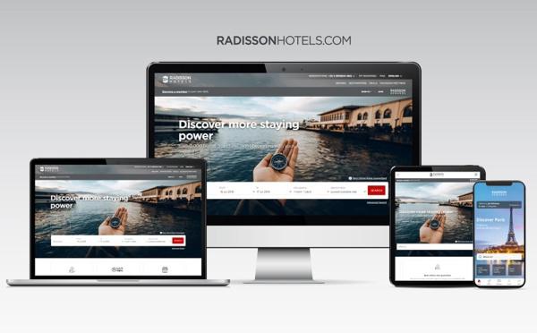 Radisson lance un site web pour l'ensemble de ses marques
