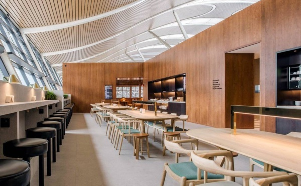 Cathay Pacific réouvre son salon rénové à l'aéroport de Shanghai Pudon