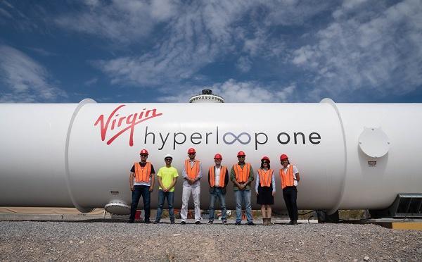 Hyperloop : Virgin signe avec l'Arabie Saoudite pour créer une piste de test de 35km