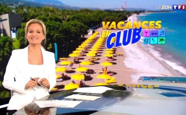 Club Marmara vedette du JT de TF1