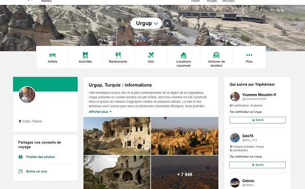 TripAdvisor met à disposition un outil digital pour les destinations