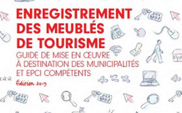 Immatriculation des meublés tourisme : l'AhTop et le GNI éditent un guide pour les maires