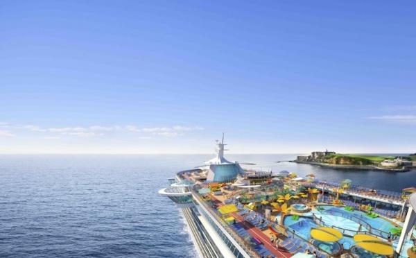 Royal Caribbean : le Freedom of the Seas se refait une beauté