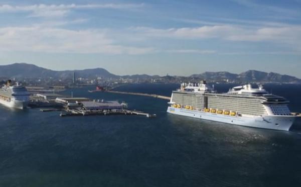 Renaud Muselier va présenter son plan d'électrification des navires de croisière à quai