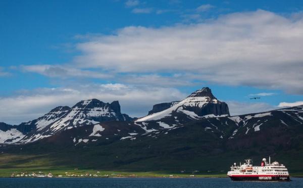 Hurtigruten publie une offre spéciale rentrée sur l'Islande