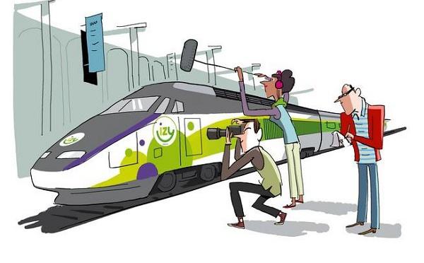 Thalys : Izy double le nombre de places à 10 € sur la ligne Paris-Bruxelles