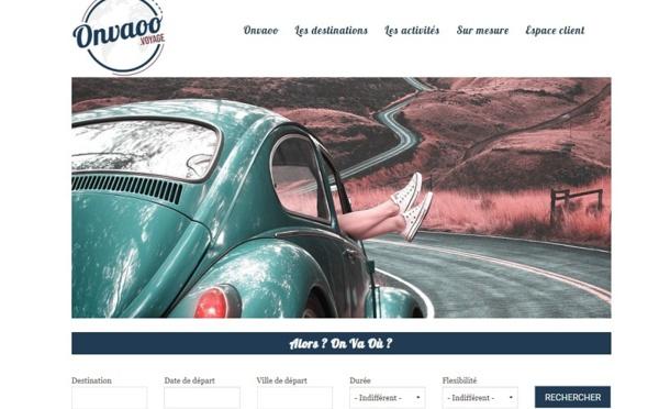 AGV à domicile : Amandine Carré lance une nouvelle marque qui ira loin... Onvaoo.voyage