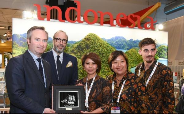 IFTM Top Resa : Formations, expos, animations, cocktail... l'Indonésie pays à l'honneur (Stand U119)