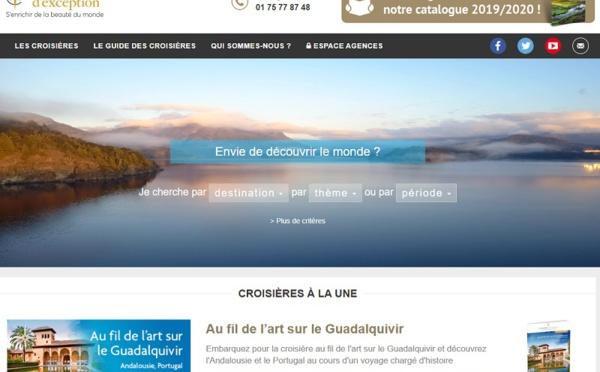 """IFTM : Croisières d'exception lance un challenge """"Une agence d'exception"""" (stand K076)"""