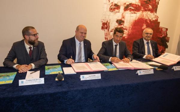 Cannes : MSC Croisières signe la Charte Croisière