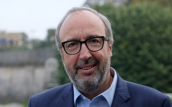 """Frédéric Lorin, DG Top Resa : """"Il faut vivre l'instant présent !"""""""