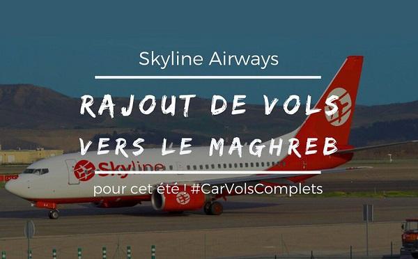 Aérien : qui est Skyline Airways, la compagnie avec 1 euro (!) de capital social ?