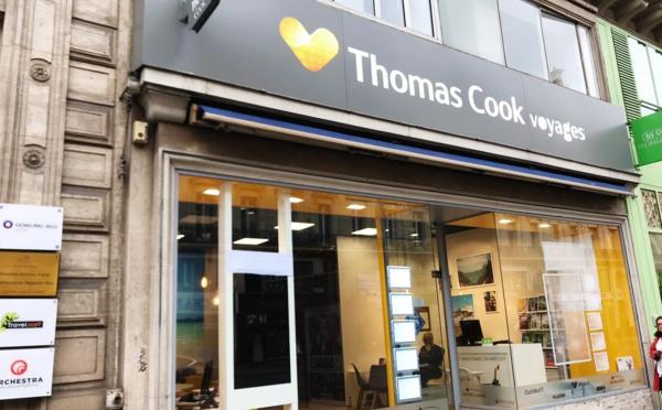 Thomas Cook France en redressement judicaire
