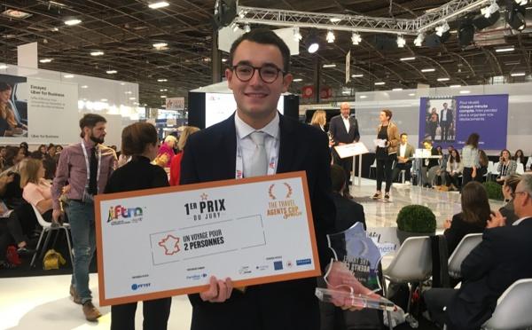 Travel Agents Cup Junior : Sébastien Billard (IMS Nantes), lauréat de l'édition 2019