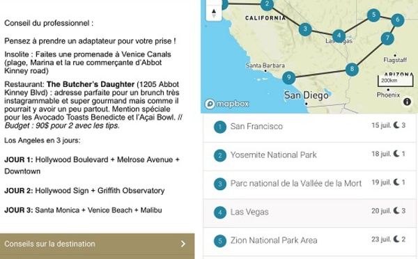 Devis et roadbook : Euram lance une version entièrement personnalisable