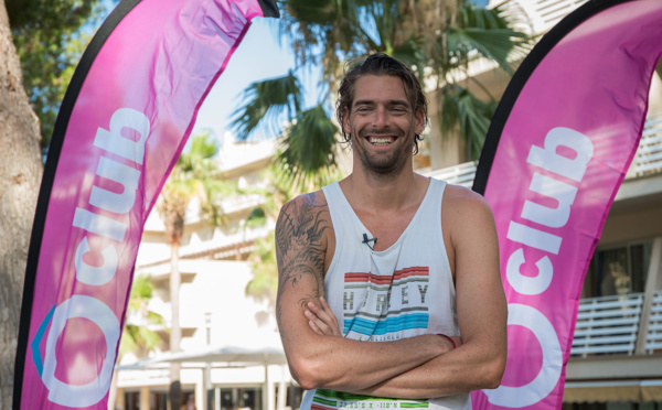 Ôclub : immersion sportive avec Camille Lacourt