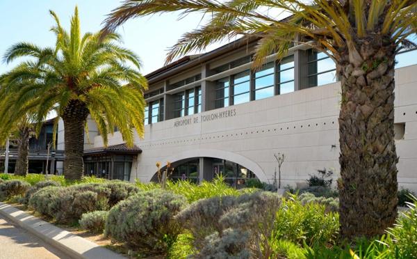 L'aéroport de Toulon Hyères lance ses travaux de rénovation