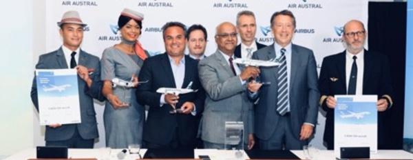 Air Austral commande trois A220-300