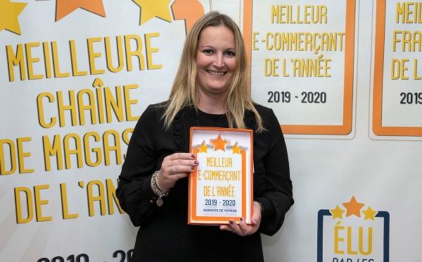 """Lidl Voyages a reçu le prix de """"meilleur e-commerçant de l'année"""""""