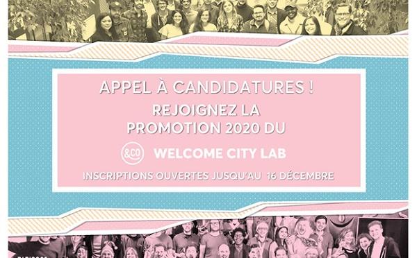 Le Welcome City Lab recherche sa nouvelle promotion de start-up