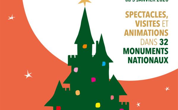 """Centre des monuments nationaux : """"Contes & histoires"""", vivez la magie de Noël"""