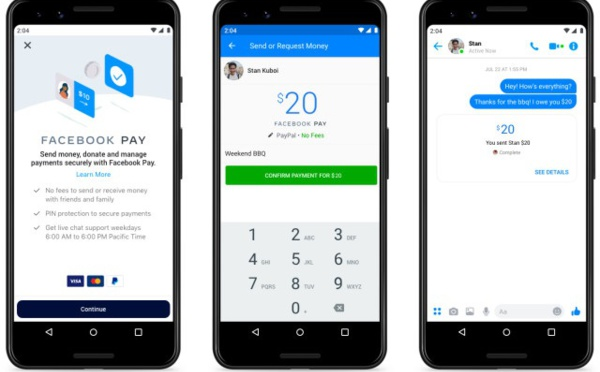 E-commerce : que va changer la mise en place de Facebook Pay ?