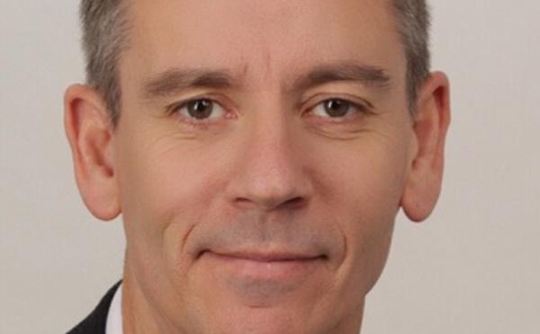 Christophe Parois nommé directeur général de l'Aéroport de Vatry
