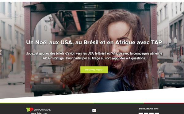 TAP Air Portugal fait gagner des billets d'avion aux agences