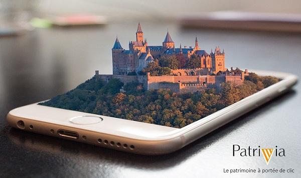 Patrivia met les châteaux et les sites culturels en boîte