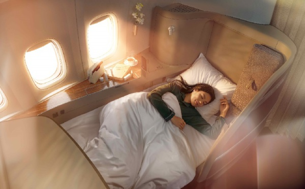 Cathay Pacific : une nouvelle offre en Première Classe et en Classe Affaires